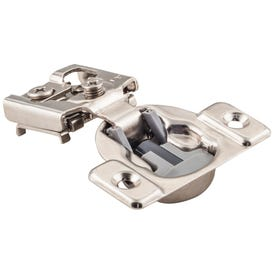 """105° 1/2"""" Overlay Heavy Duty Dura-Close® Soft-close Compact Hinge without Dowels"""