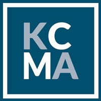 Logo for the Kitchen Cabinet Manufacturers Association, also known as KCMA.